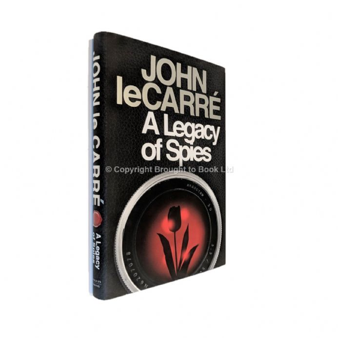 A Legacy of Spies Signed by John le Carré​​​​​​​ First Edition Viking 2017